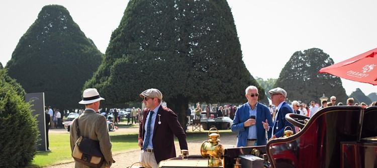 Hampton Court Concours of Elegance 2021