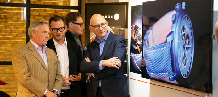 Chopard & Bamford Watch Dpt. Mille Miglia Watch Launch Event