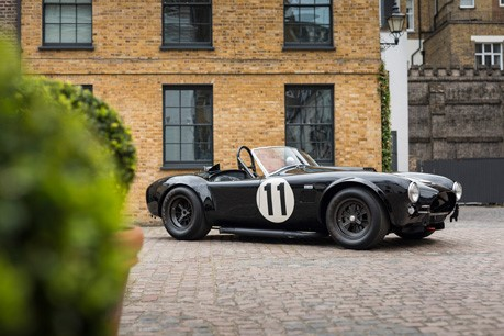 Fiskens will be attending London's inaugural City Concours on 8-9 June