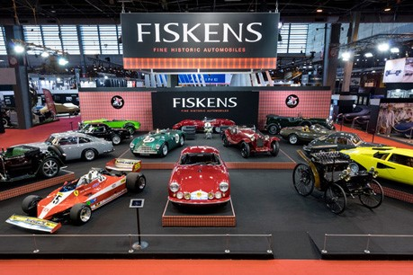Rétromobile 2018: Invitation to consign