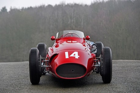 Fiskens presents collection of seminal Grand Prix cars at Salon Rétromobile