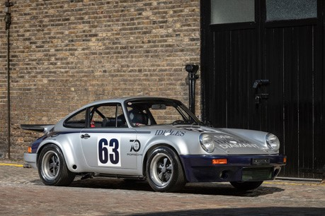 Fiskens celebrates 'Porsche at 70' with 2.7 RS & 3.0 RS