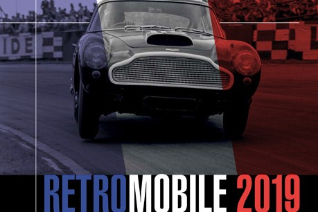 Retromobile 2019: Invitation to Consign