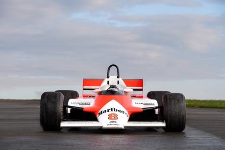 Ex-Niki Lauda 1982 McLaren M4/1B-6 (M10) available at Fiskens