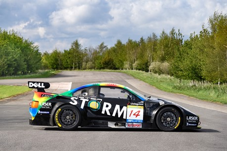 Another piece of motorsport history - 2000 Lister Storm GTM:002