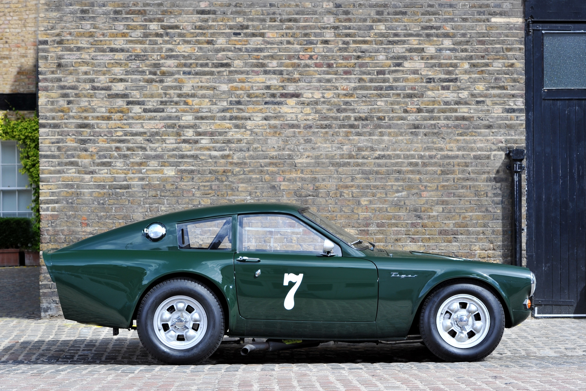 1964 Sunbeam Tiger Le Mans Coupe | Cars for sale | FISKENS