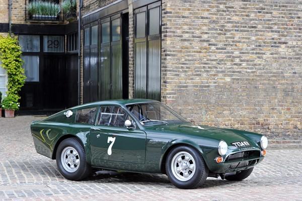 1964 Sunbeam Tiger Le Mans Coupe
