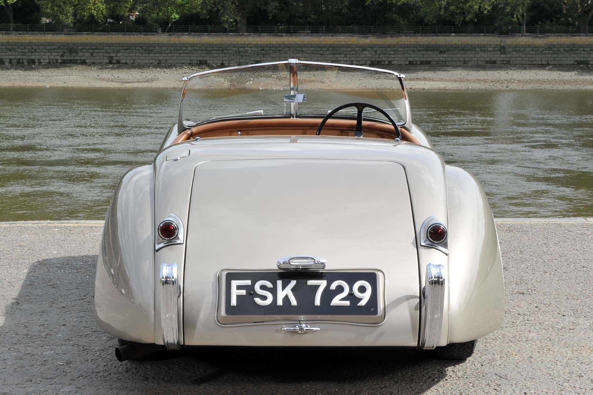 1949 Jaguar XK120 Alloy Roadster   Previously Sold   FISKENS