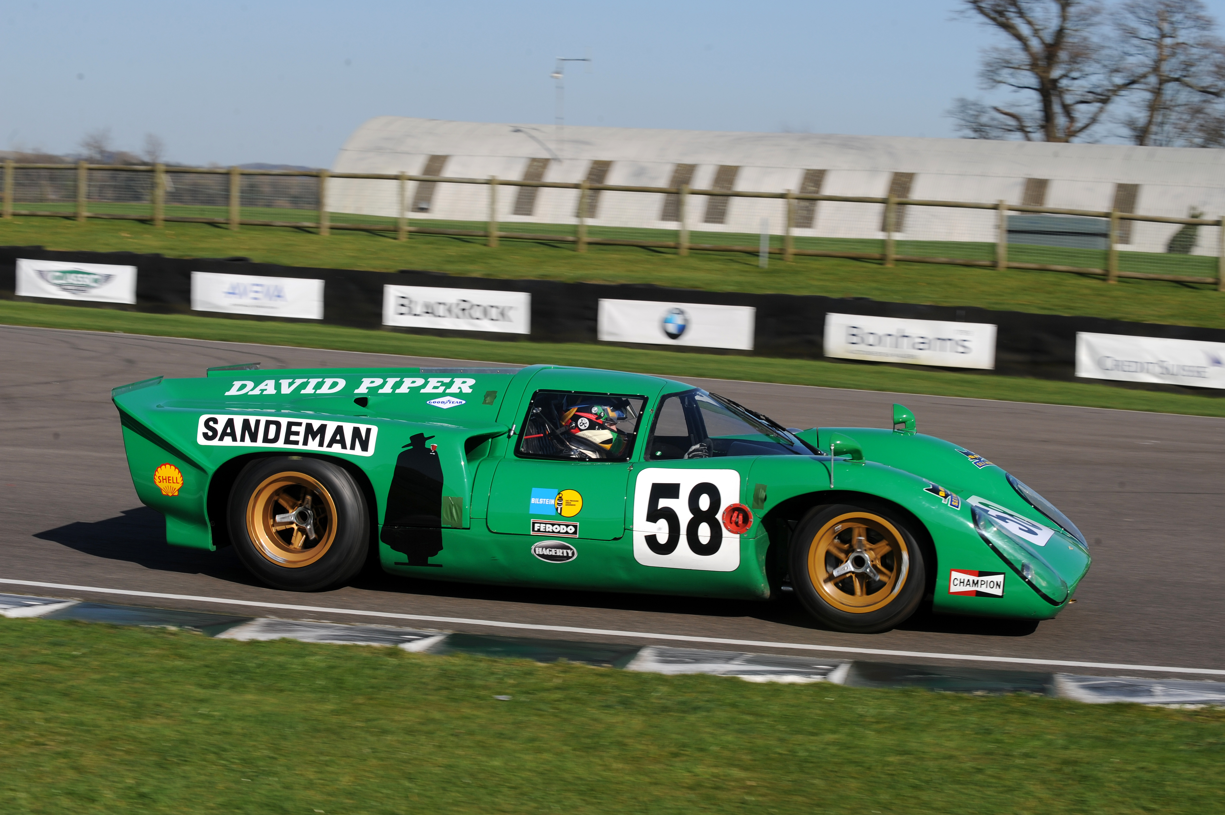 1969 Lola T70 Mk3B | Previously Sold | FISKENS