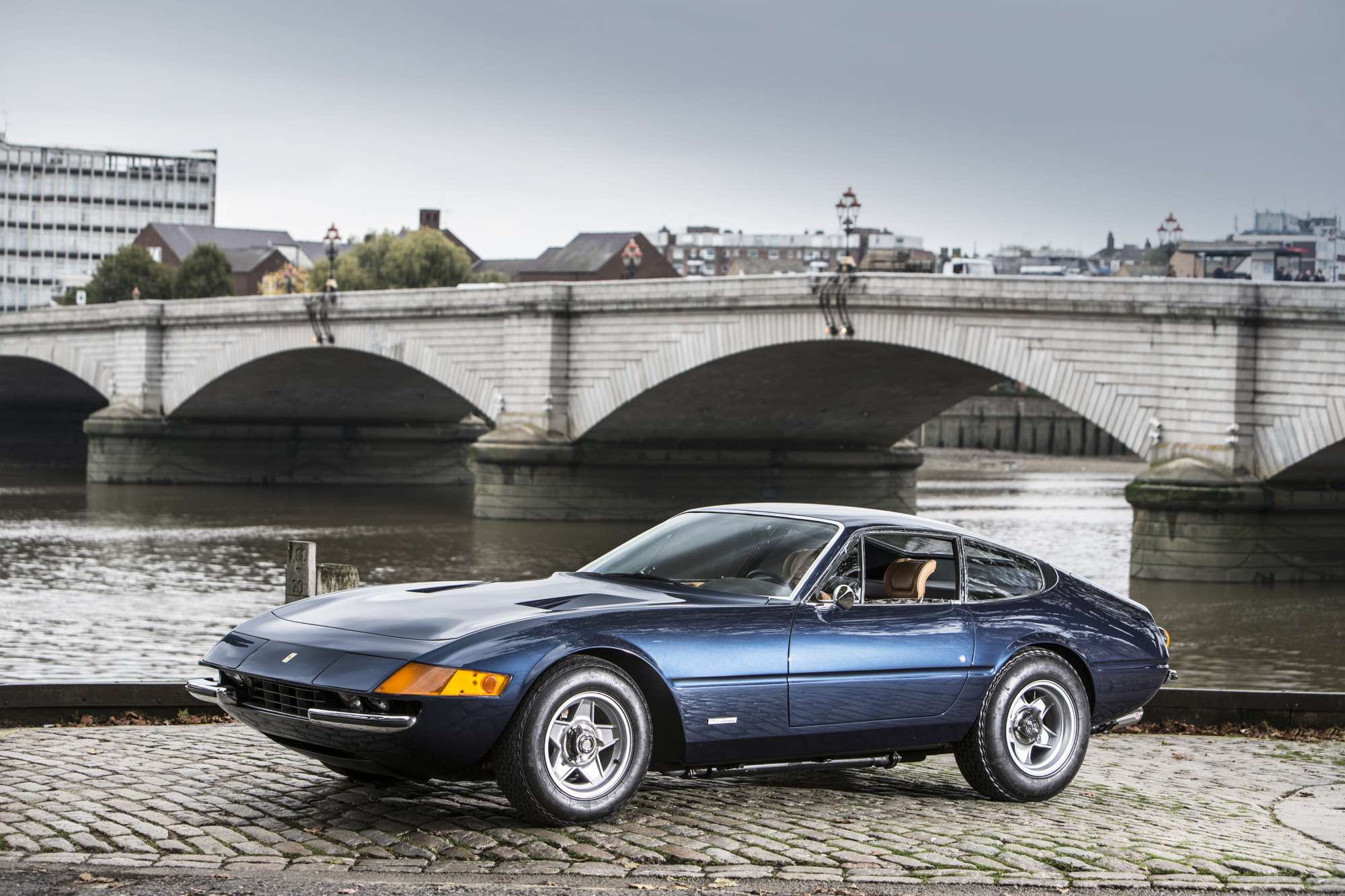 1972 Ferrari 365 Gtb 4 Daytona Previously Sold Fiskens