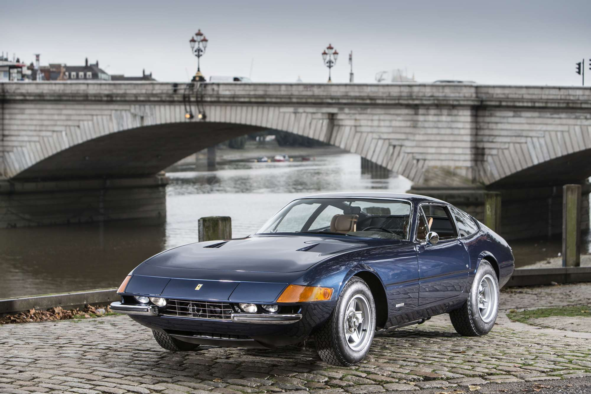 Ferrari Ft Lauderdale >> 1972 Ferrari 365 GTB/4 Daytona   Previously Sold   FISKENS