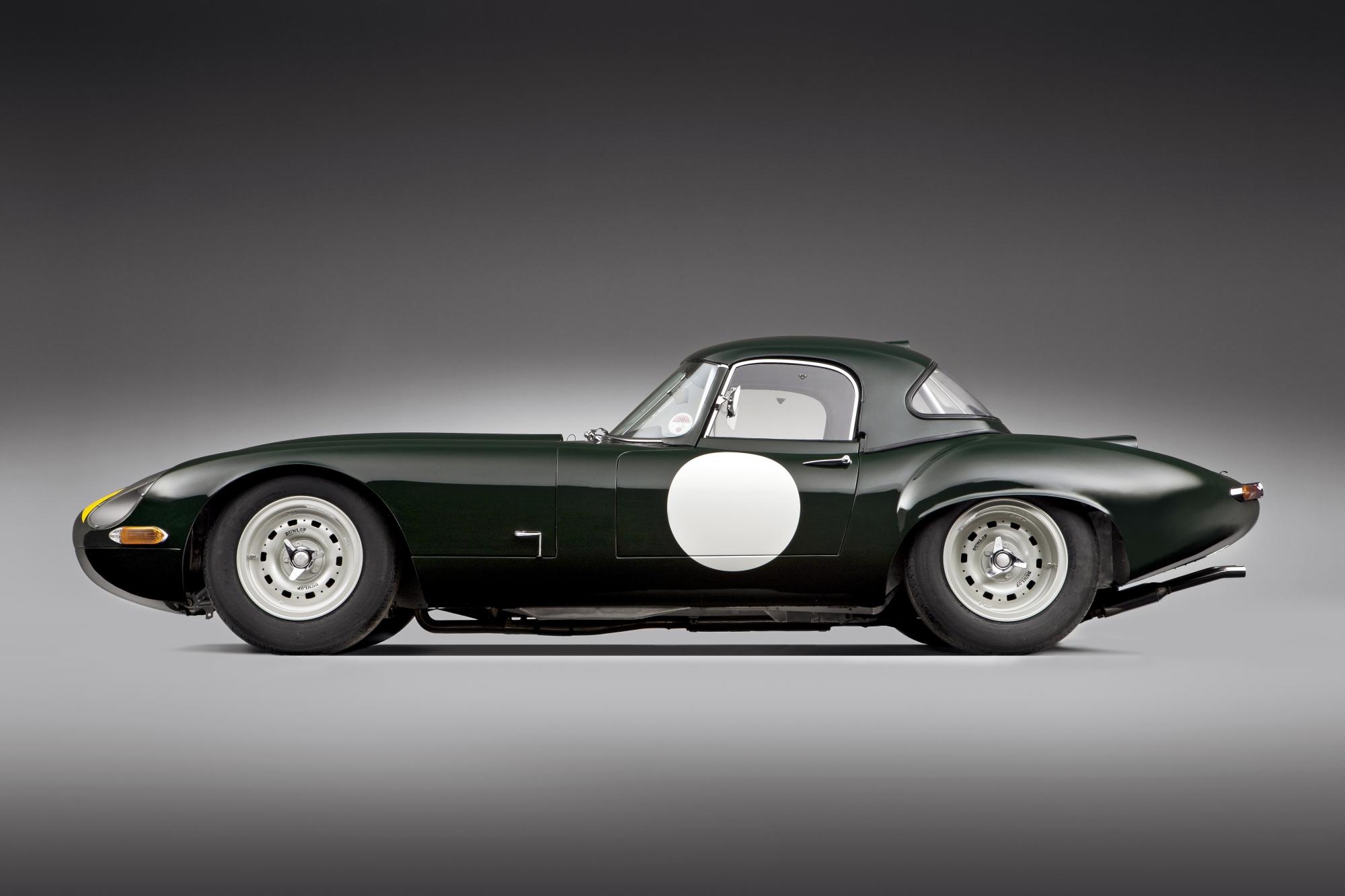1963 jaguar e type lightweight previously sold fiskens. Black Bedroom Furniture Sets. Home Design Ideas