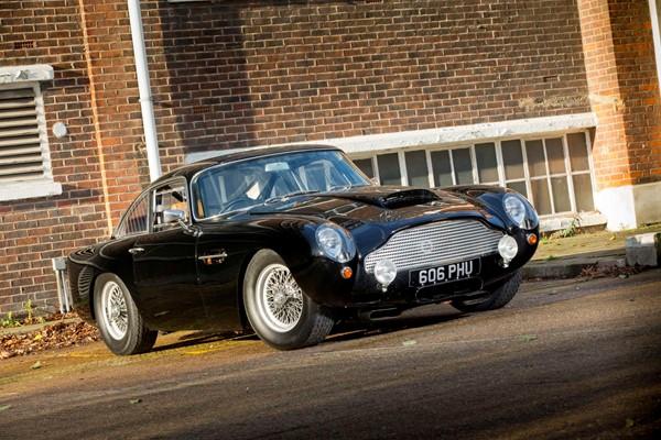 1960 Aston Martin DB4GT