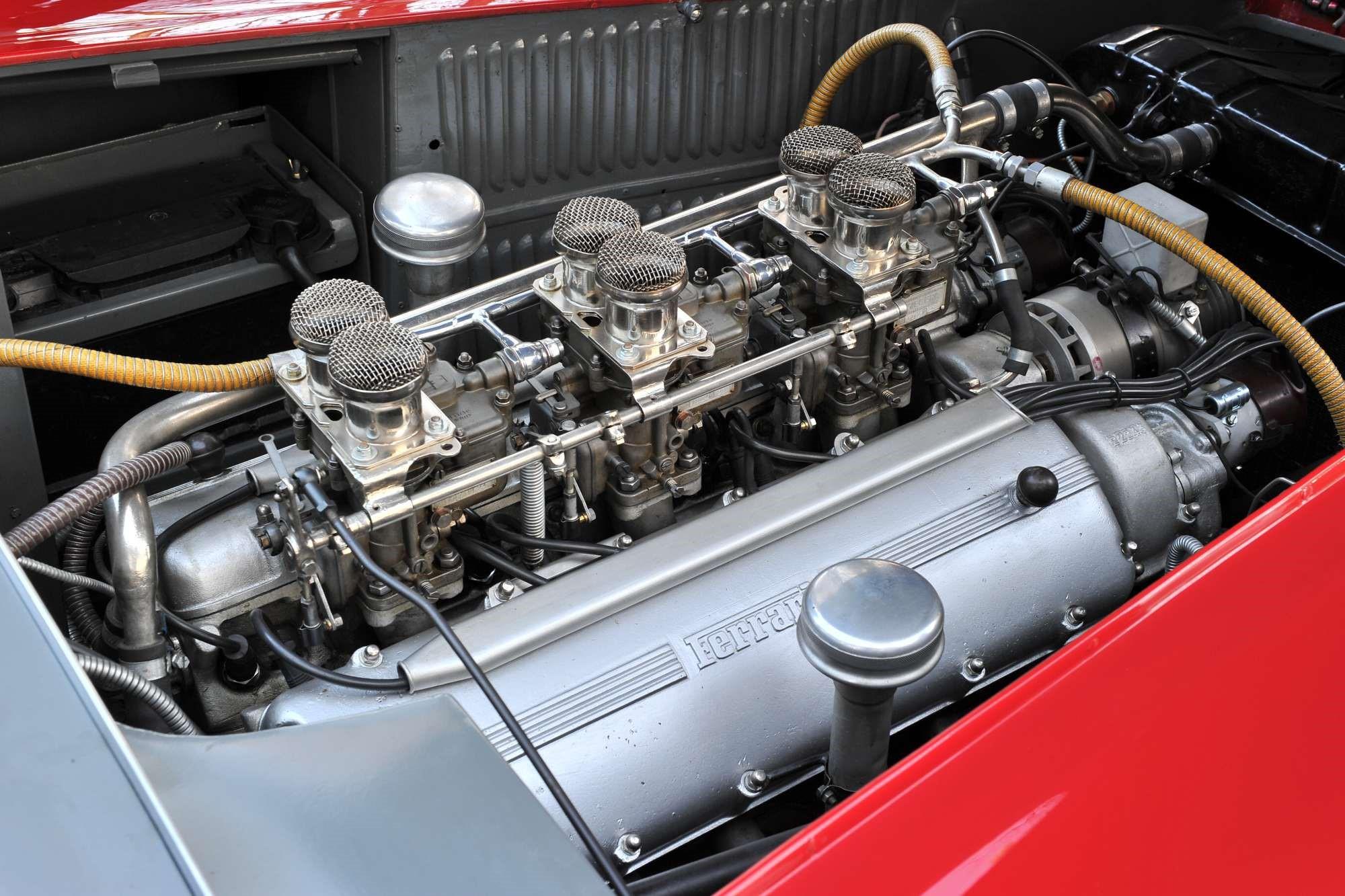 1951 Ferrari 212 Export Barchetta Previously Sold Fiskens