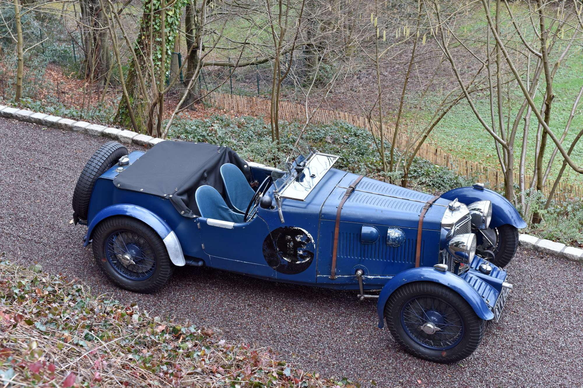 1933 Aston Martin 1.5L Short Chassis Le Mans | Cars for sale | FISKENS
