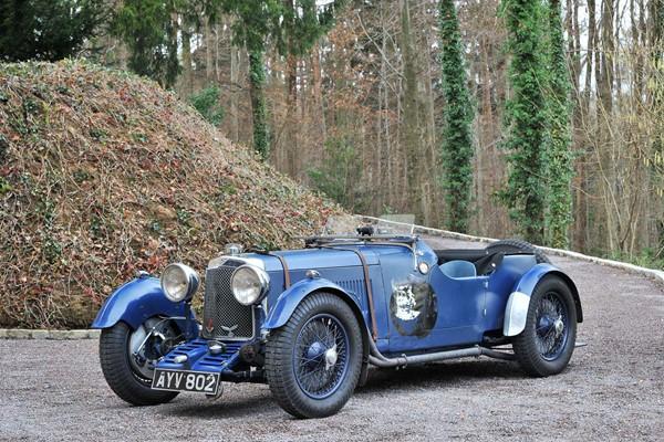 1933 Aston Martin 1.5L Short Chassis Le Mans