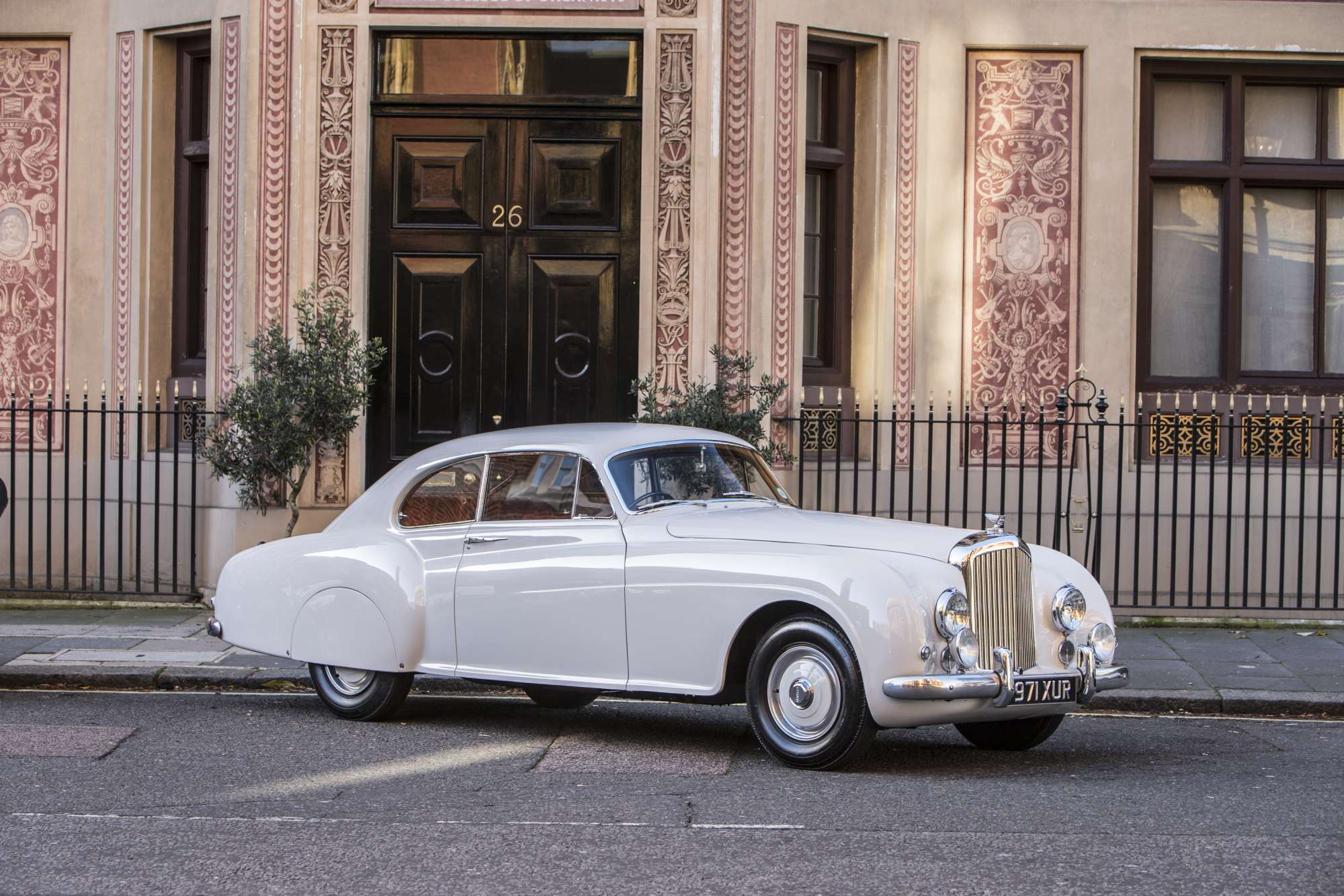1952 Bentley  ype ontinental  ars for sale  FISKNS