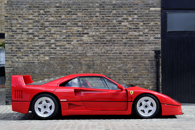 1991 Ferrari F40 | Previously Sold | FISKENS