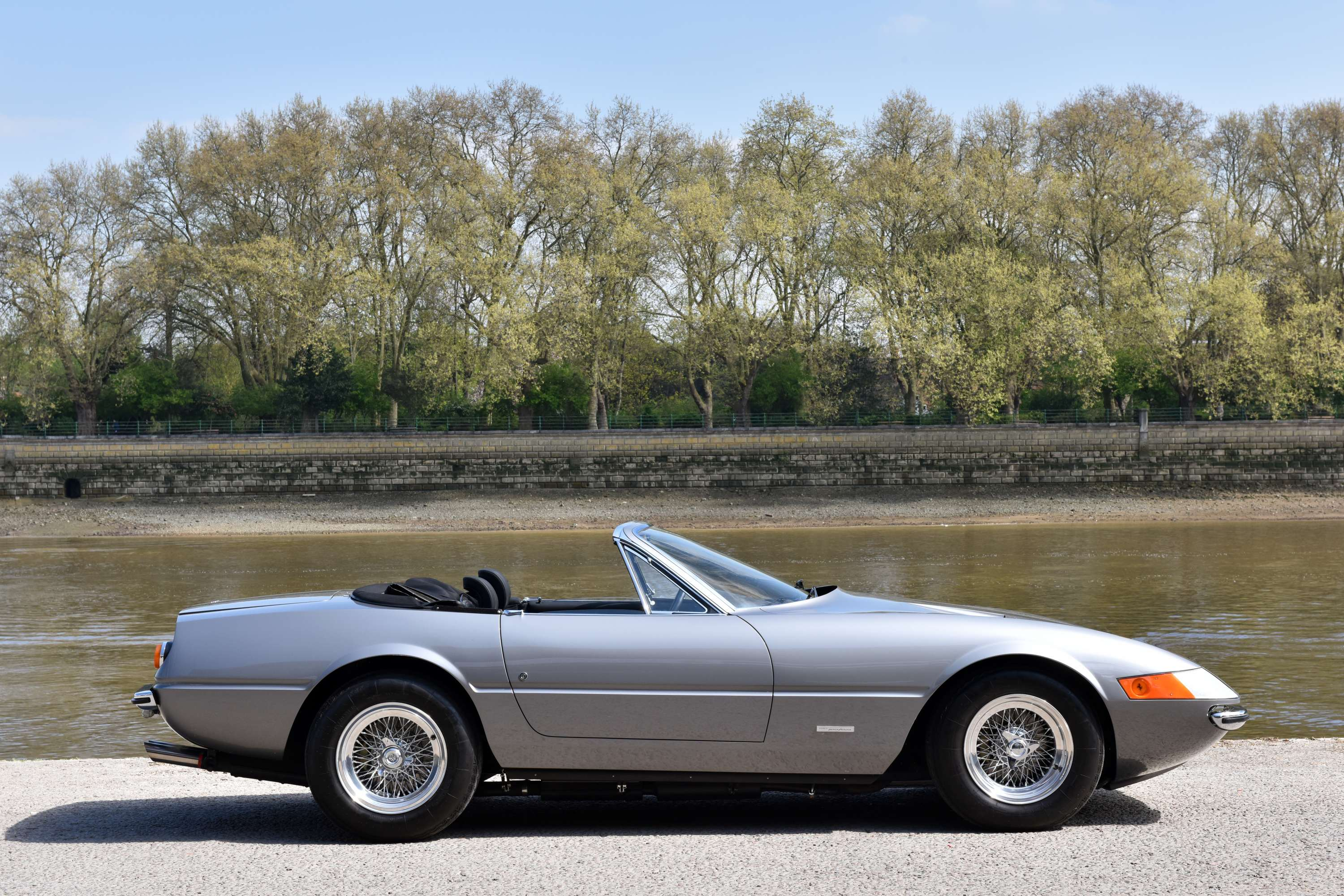 1971 Ferrari Daytona Spyder Previously Sold FISKENS