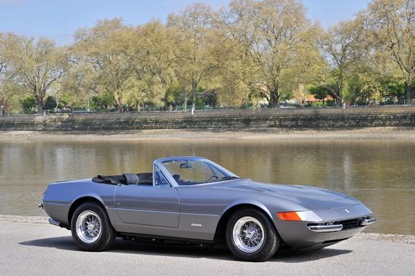 1971 Ferrari Daytona Spyder