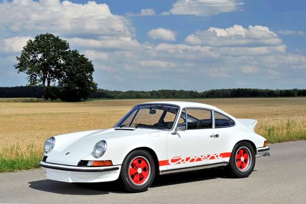 1972 Porsche 2.7 RS Touring