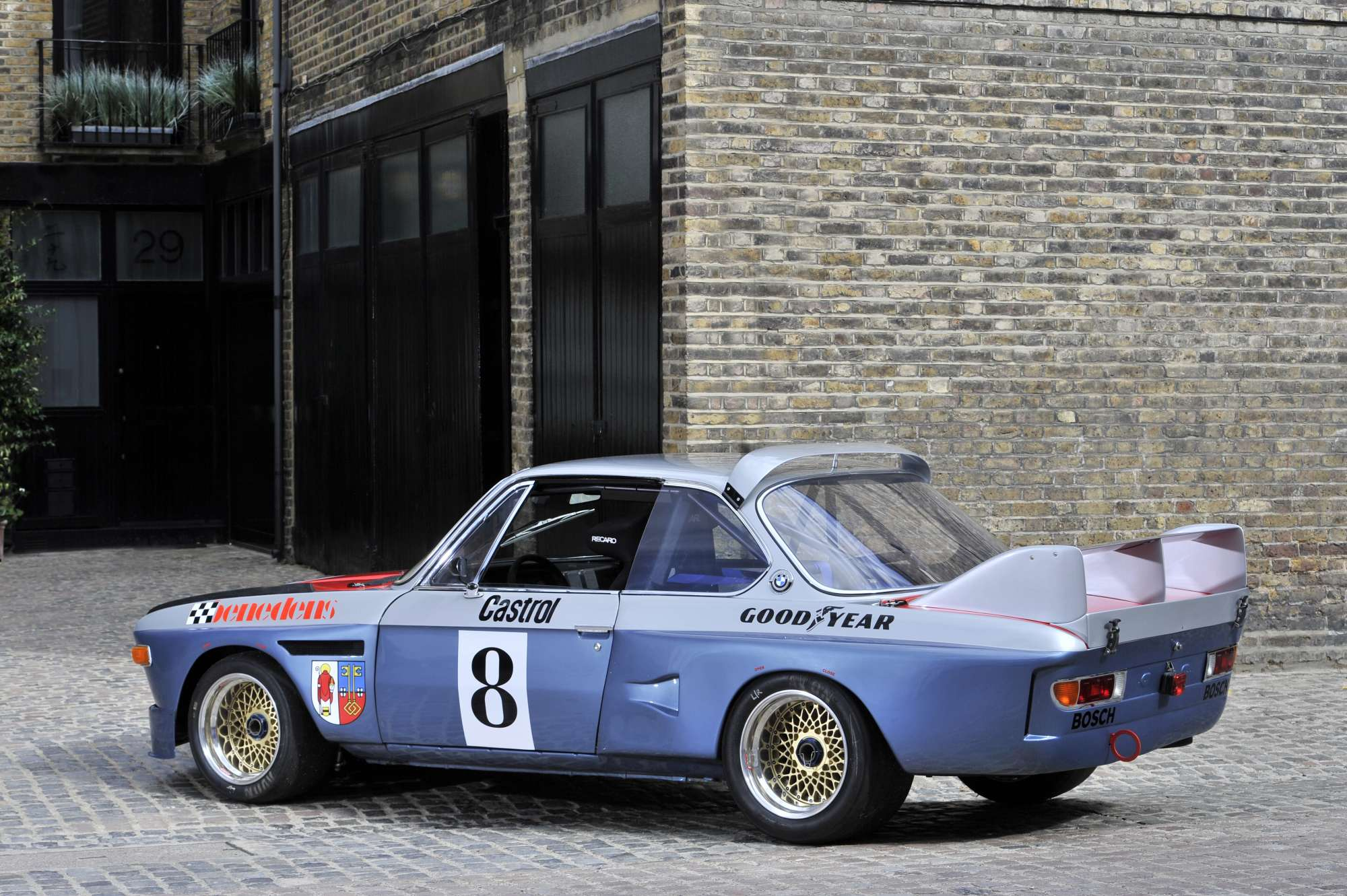 1972 Bmw Csl Batmobile Previously Sold Fiskens