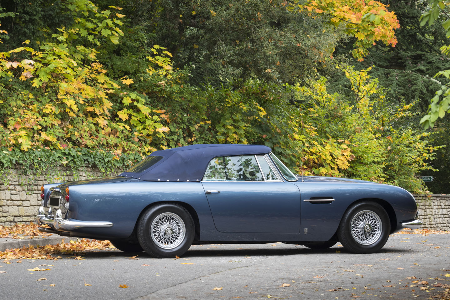 1965 Aston Martin Db5 Convertible Previously Sold Fiskens