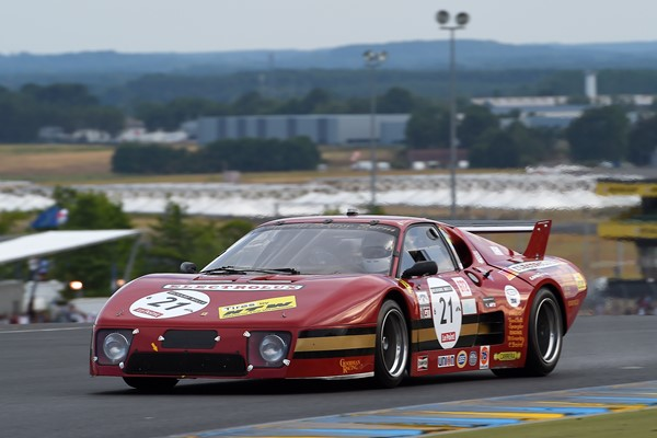 1981 Ferrari 512 BBLM