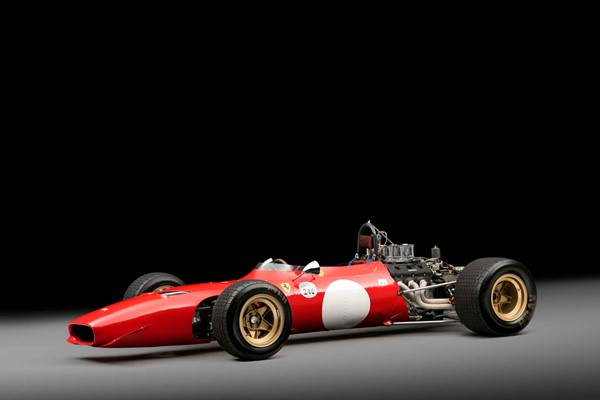 1968 Ferrari 166/246 Dino