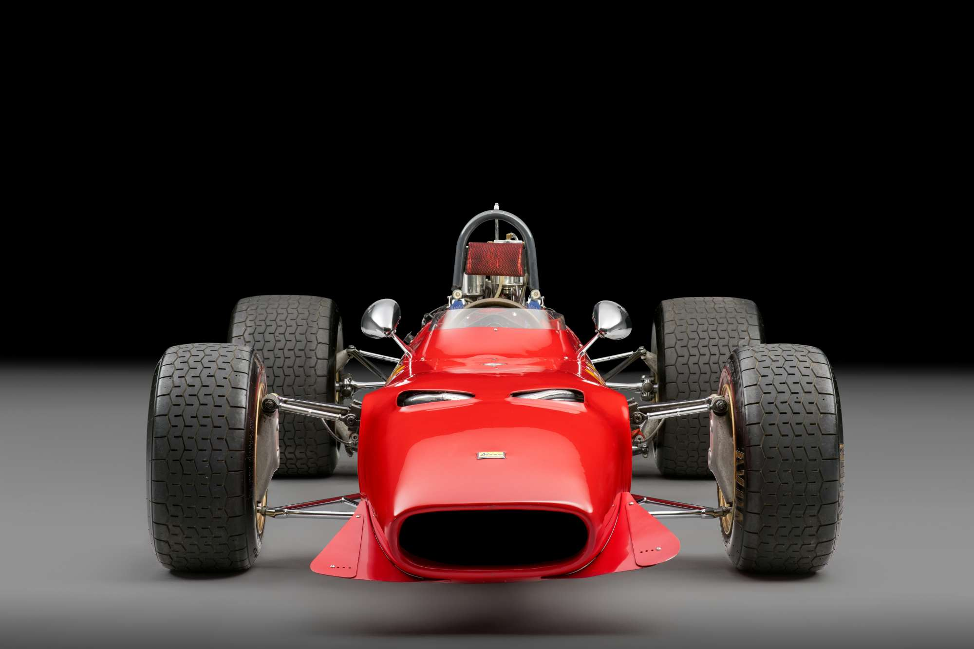 Racing Cars For Sale >> 1968 Ferrari 166/246 Dino   Previously Sold   FISKENS