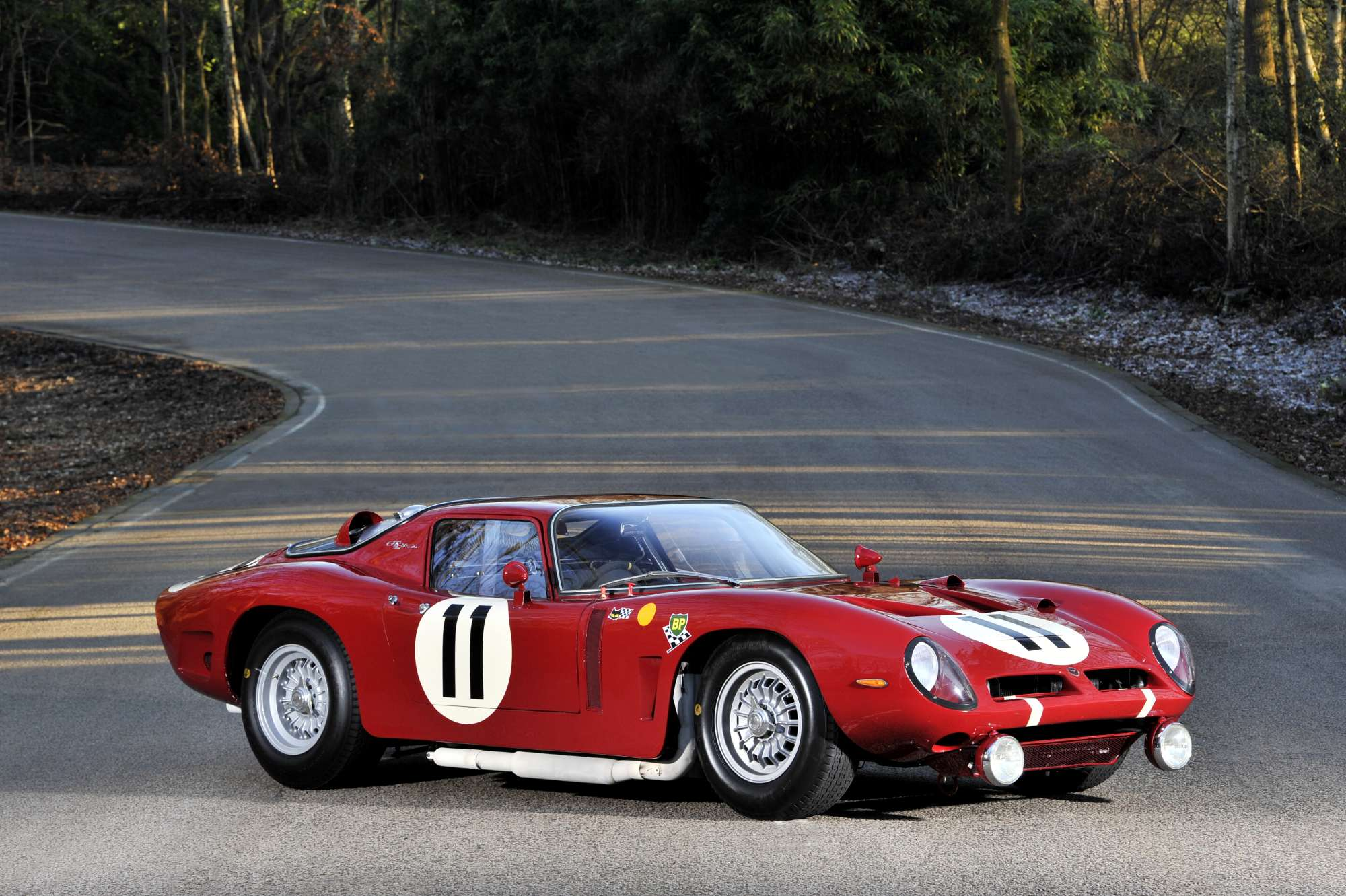 1965 Corvette For Sale >> 1966 Bizzarrini Competition Lightweight Coupe | Previously Sold | FISKENS