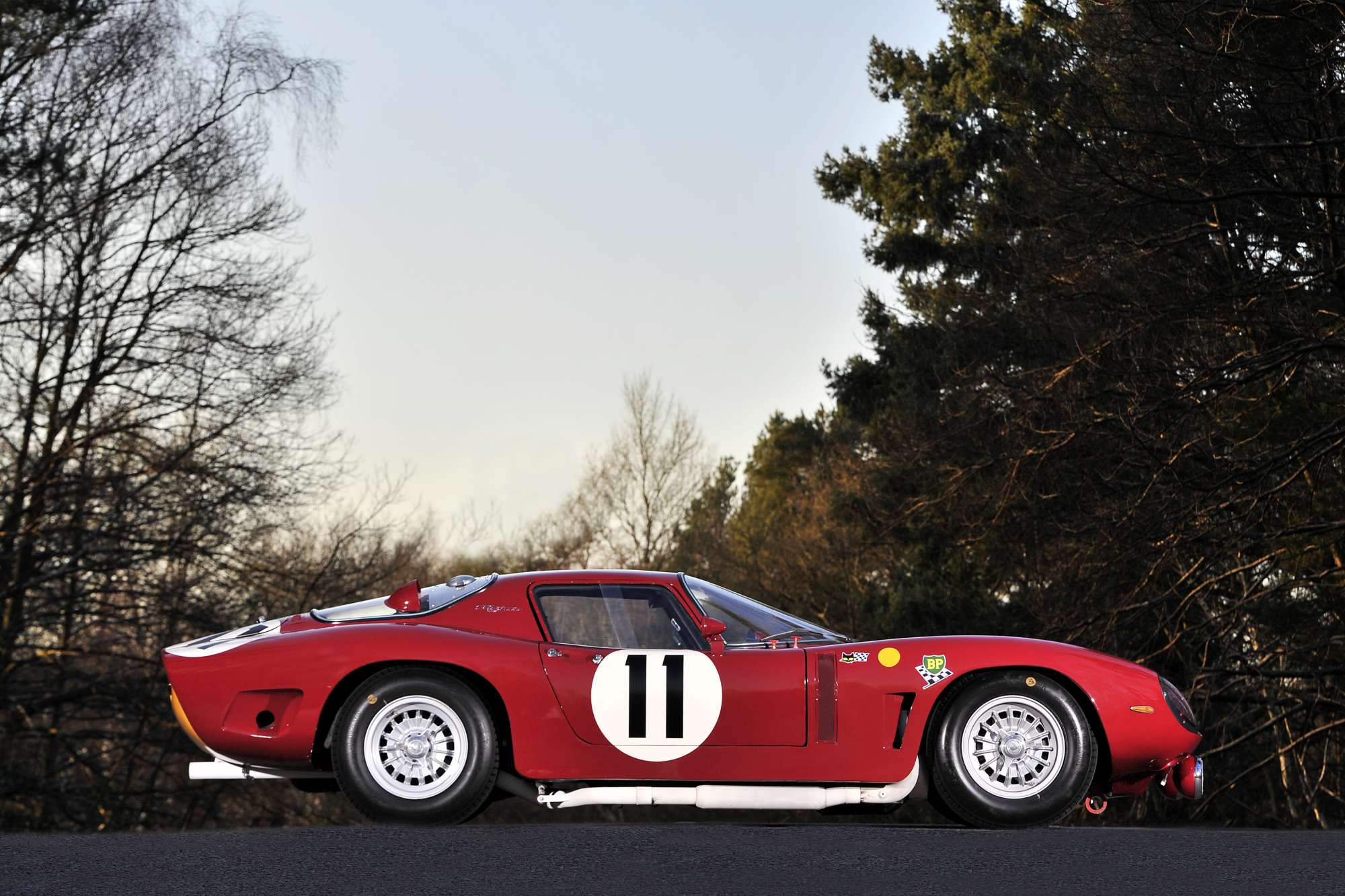 Race Car For Sale >> 1966 Bizzarrini Competition Lightweight Coupe | Previously Sold | FISKENS
