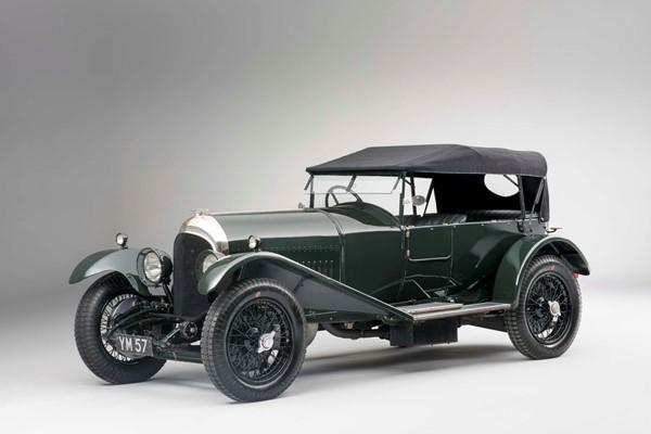 1926 Bentley 3/4.5 Litre