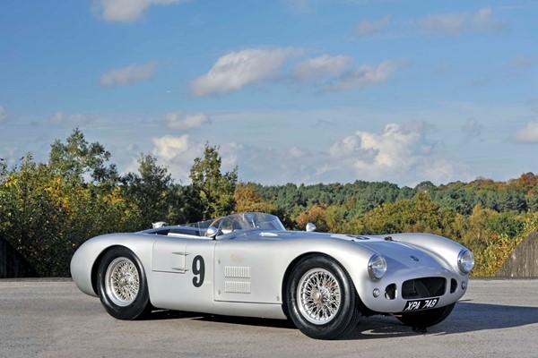 1953 HWM Jaguar