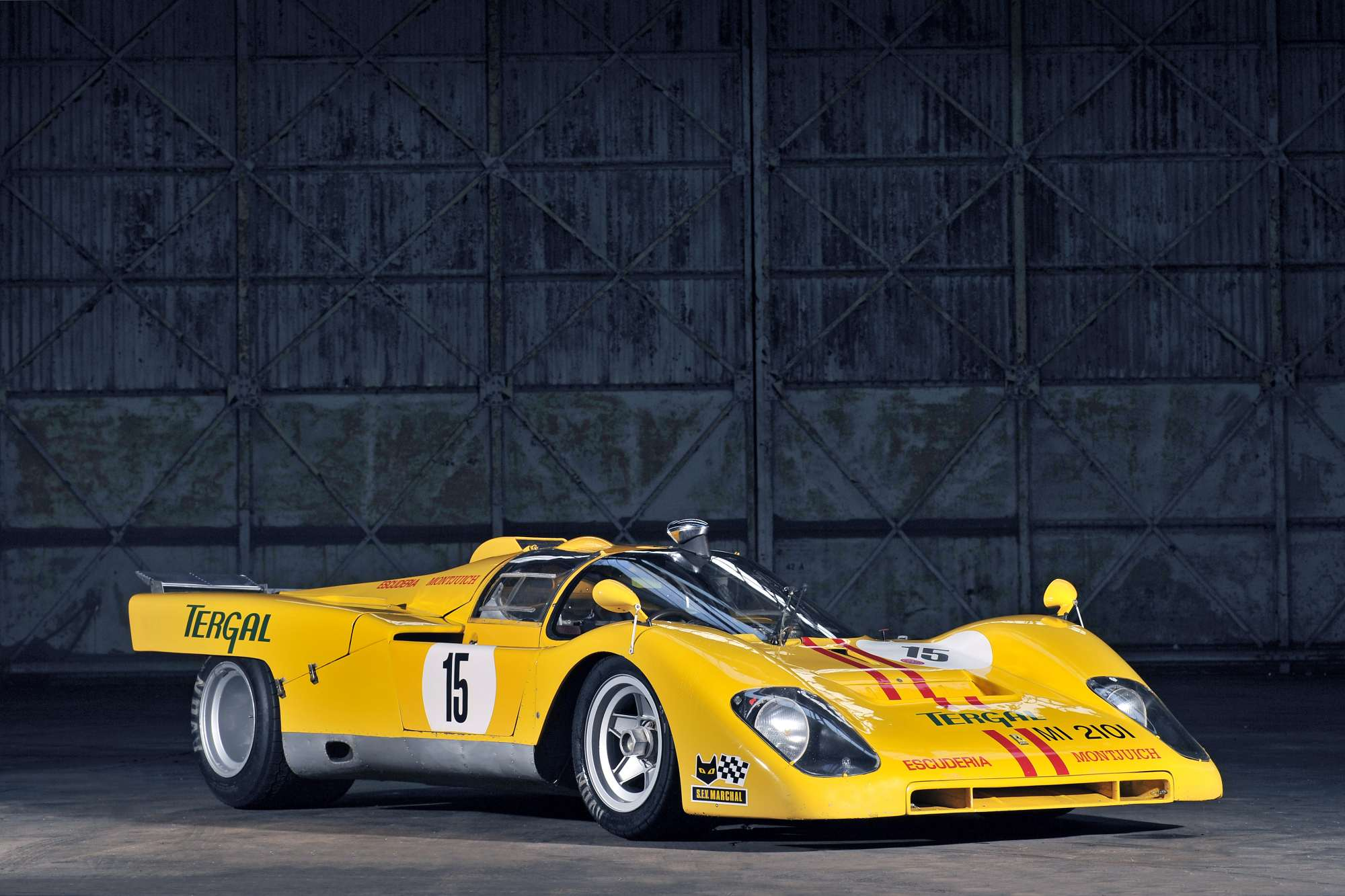 1970 Ferrari 512m Previously Sold Fiskens