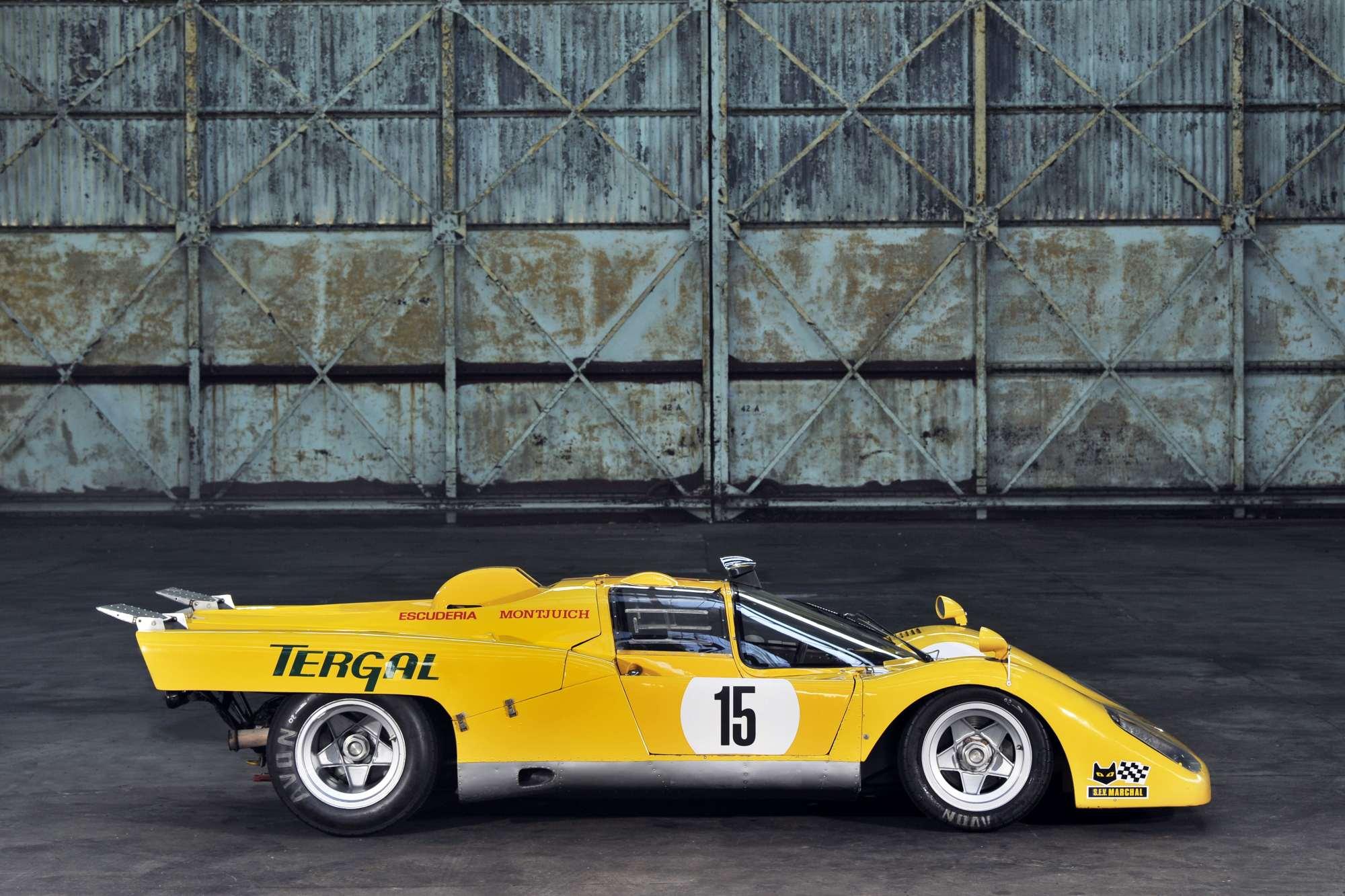 Charming 1970 Ferrari 512M