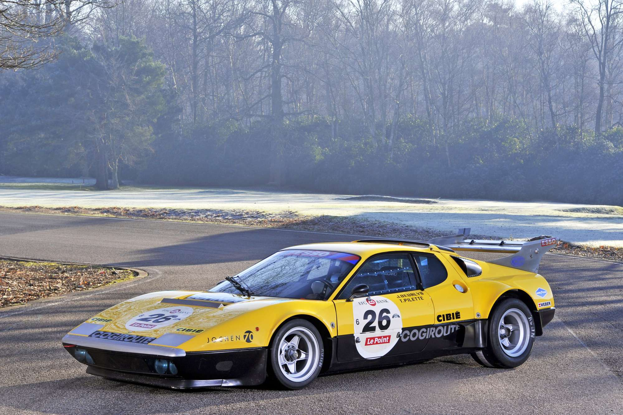 1978 ferrari 512 bb ex ecurie francorchamps previously sold fiskens. Black Bedroom Furniture Sets. Home Design Ideas