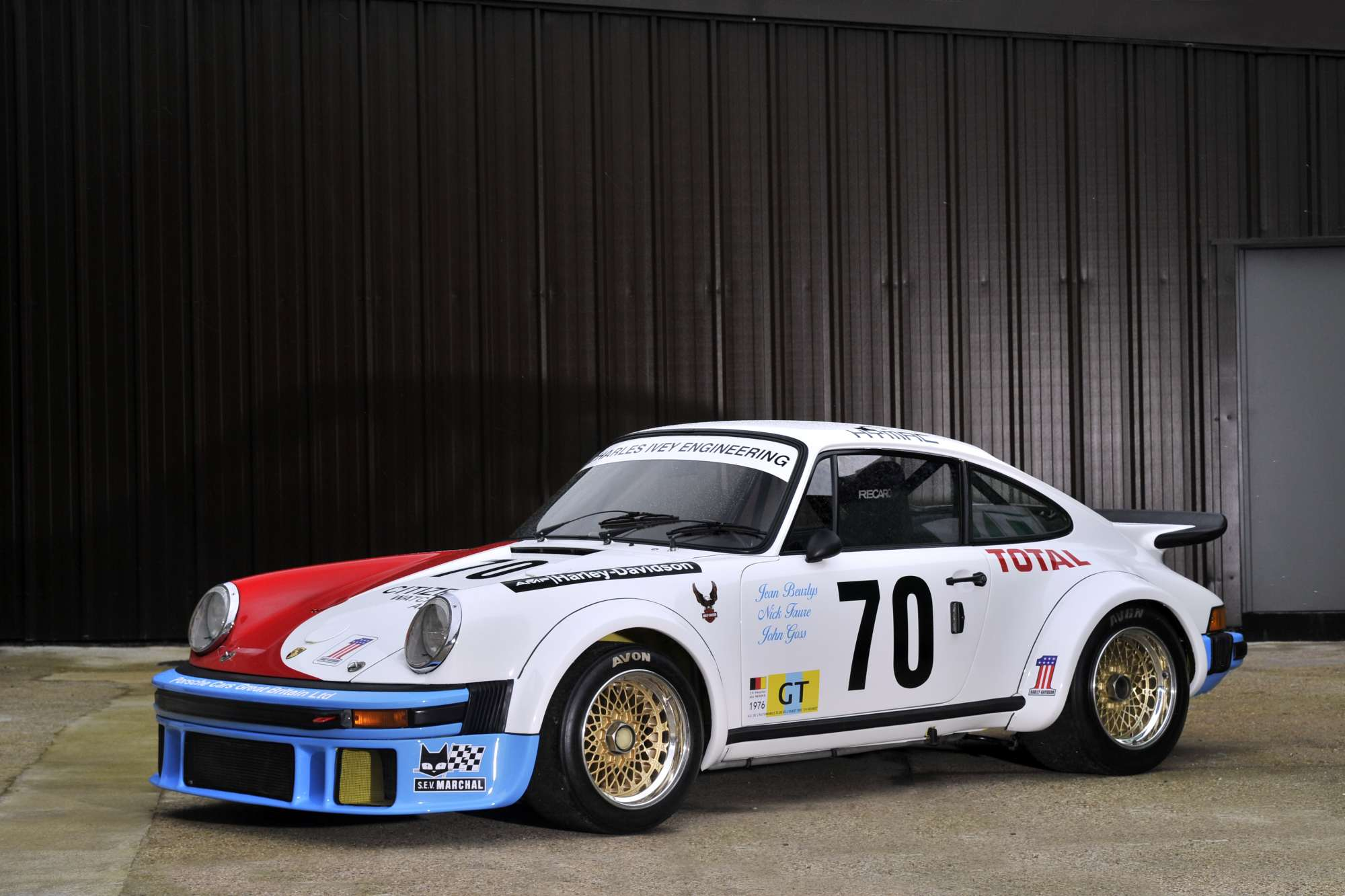 1976 Porsche 934 Rsr Turbo Previously Sold Fiskens