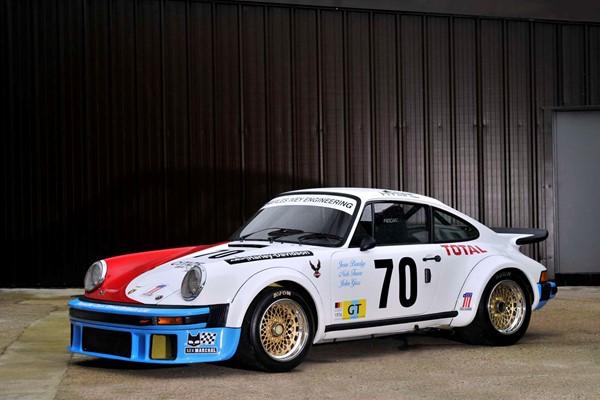 1976 Porsche 934 RSR Turbo