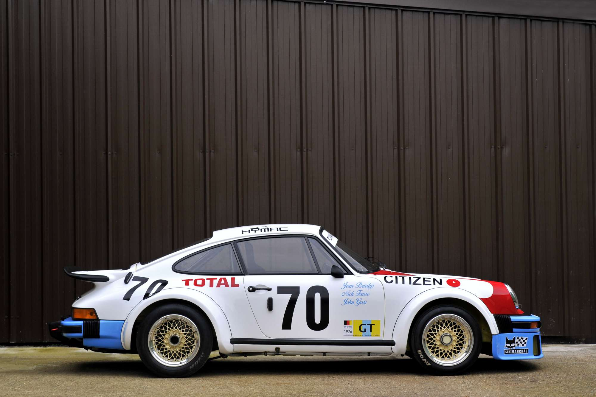 1976 Porsche 934 RSR Turbo | Previously Sold | FISKENS
