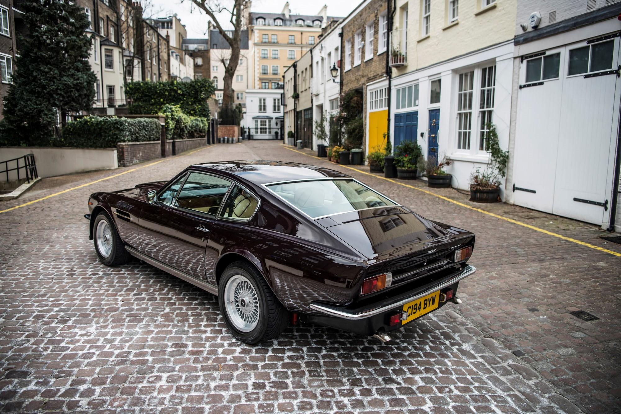 1985 Aston Martin V8 Vantage Previously Sold Fiskens