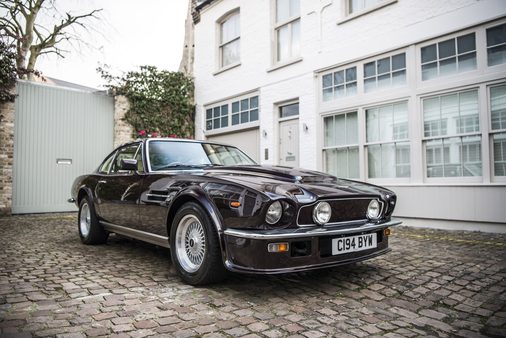 Right Hand Drive Cars For Sale >> 1985 Aston Martin V8 Vantage | Previously Sold | FISKENS