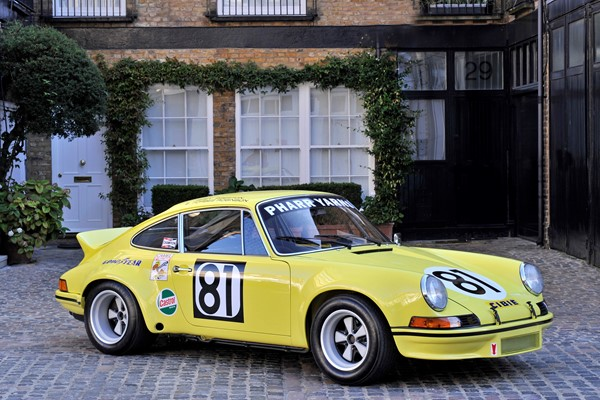 1973 Porsche 2.8L RSR