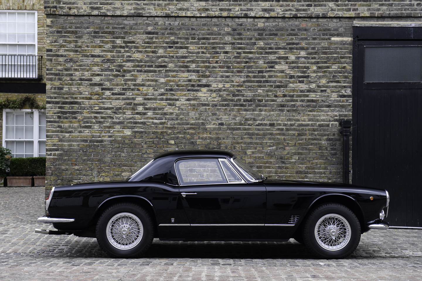 1962 maserati 3500 gt vignale spyder cars for sale fiskens