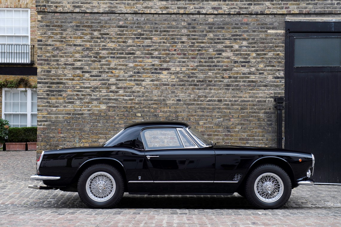 1962 maserati 3500 gt vignale spyder | cars for sale | fiskens