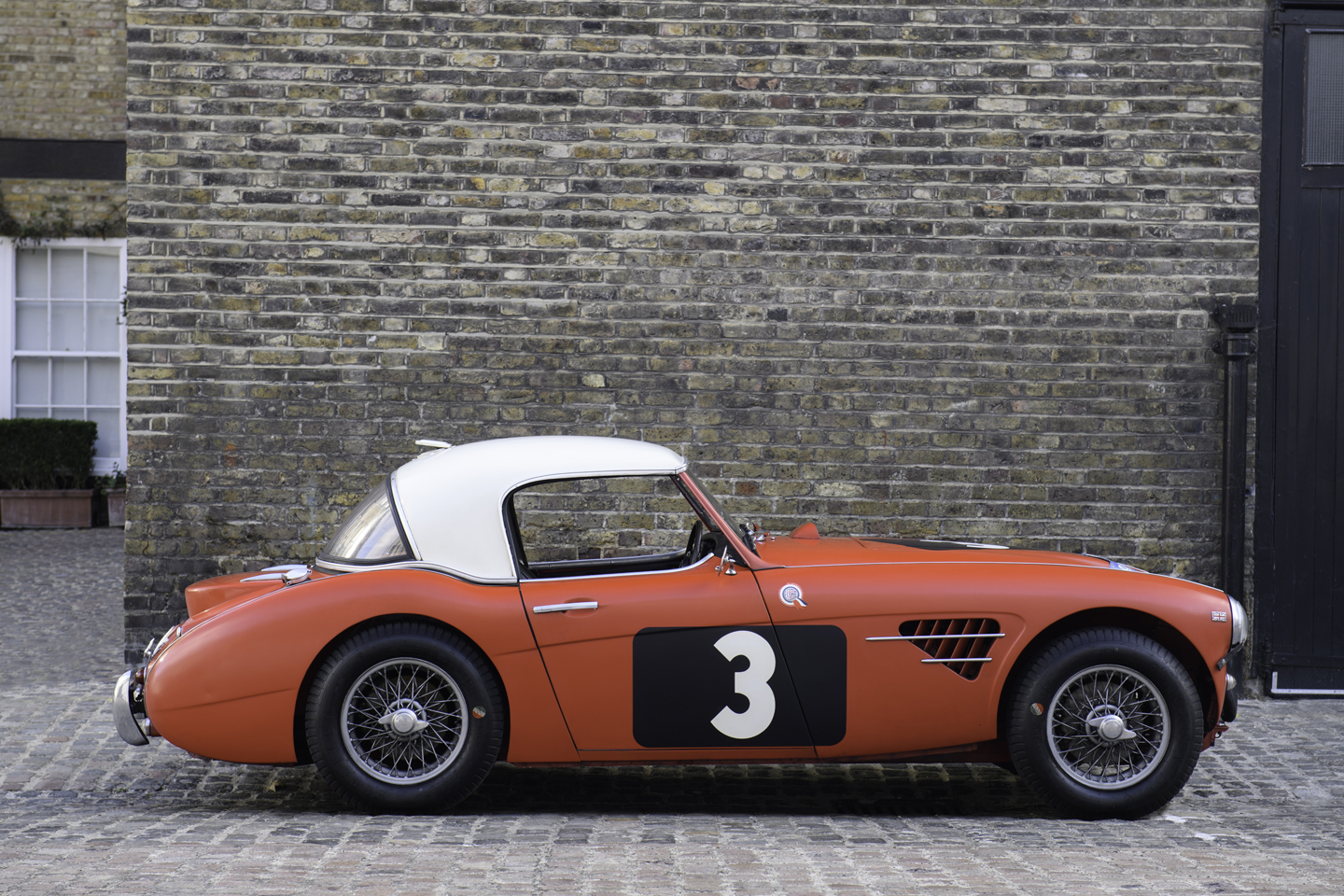 1961 Austin Healey 3000 Mk1 Works | Previously Sold | FISKENS