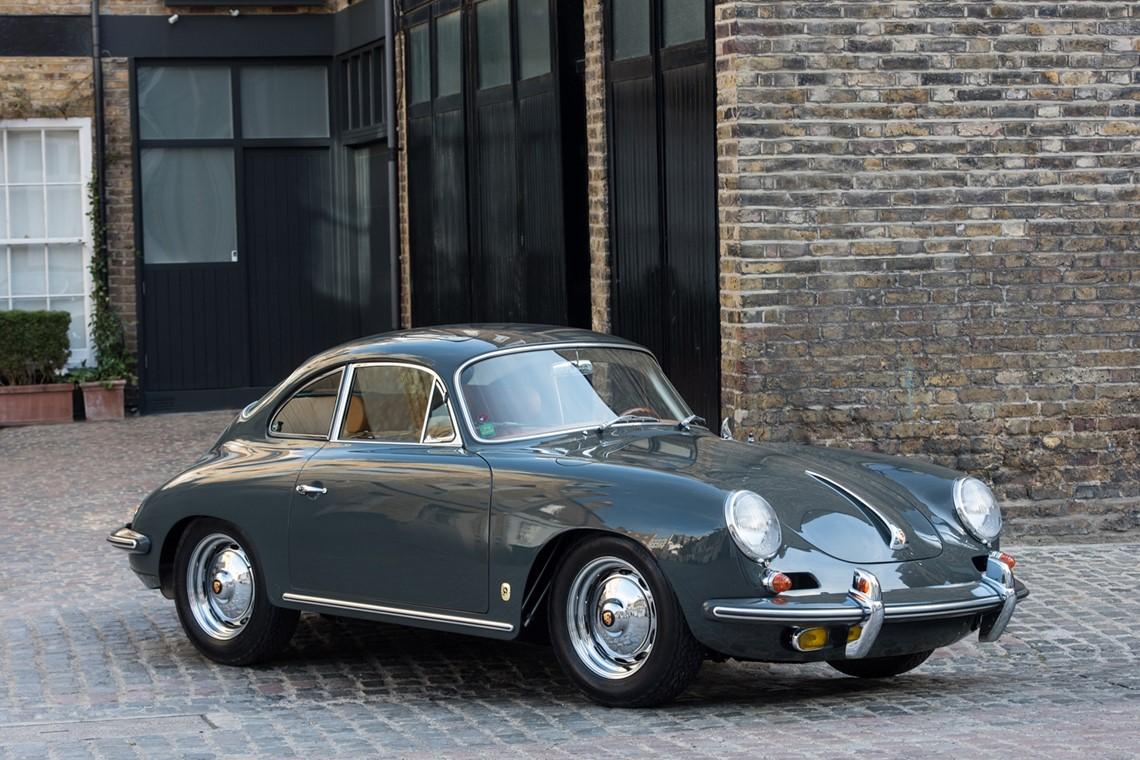 1963 Porsche 356 Carrera 2 Cars For Sale Fiskens