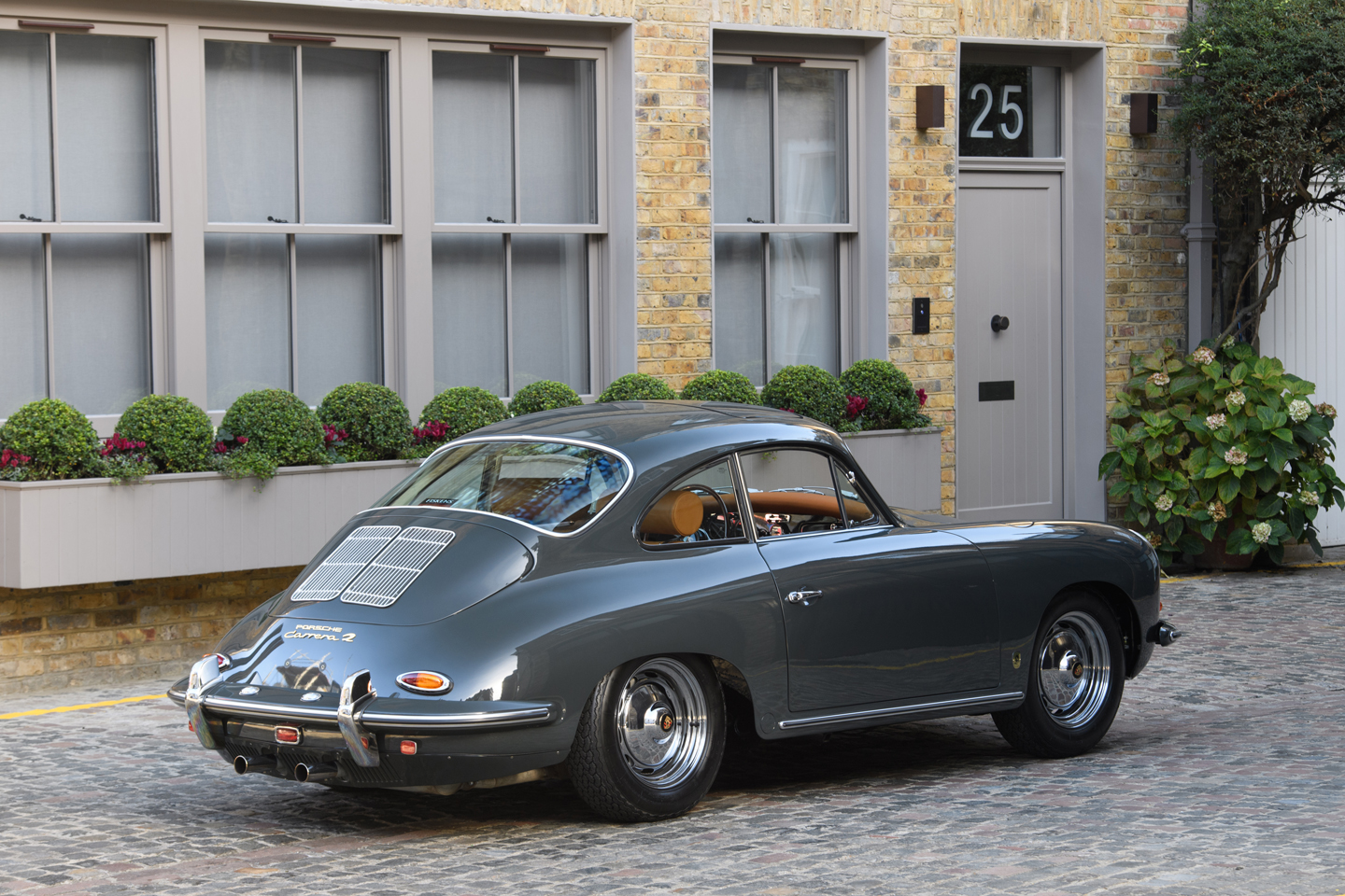 1963 Porsche 356 Carrera 2 | Previously Sold | FISKENS