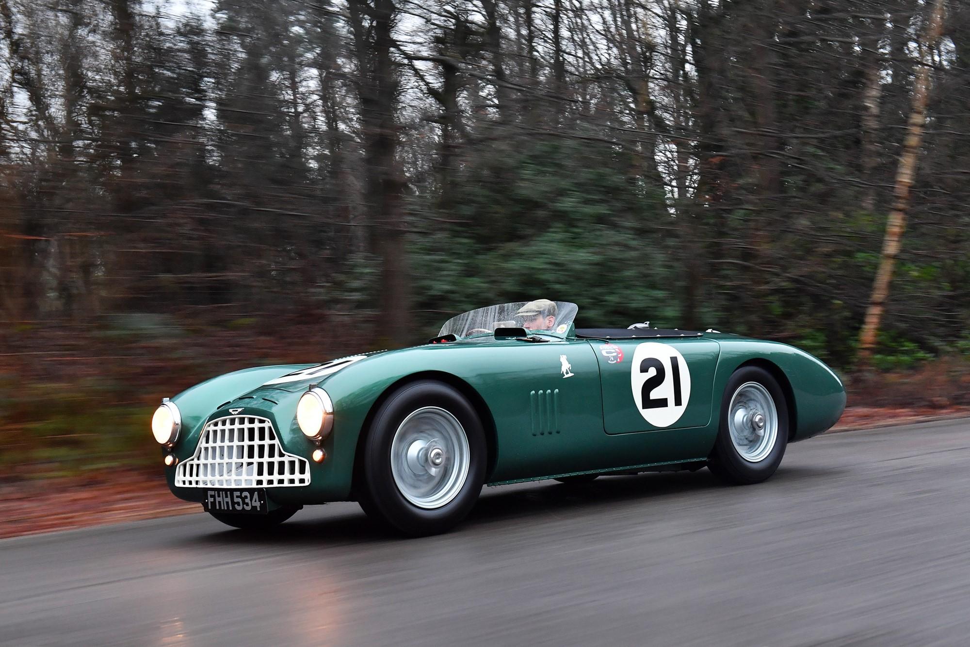 1952 Aston Martin Db3 Previously Sold Fiskens