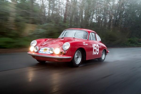 1963 Porsche T6B 356 Carrera 2GT